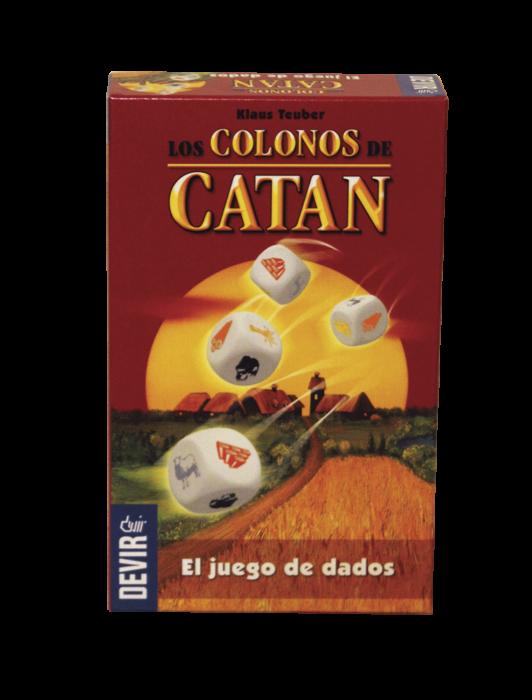 Los Colonos de Catán: el juego de dados